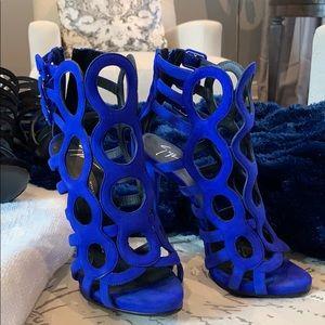 Giuseppe Zanotti shoes size 38.5EU. Worn once.